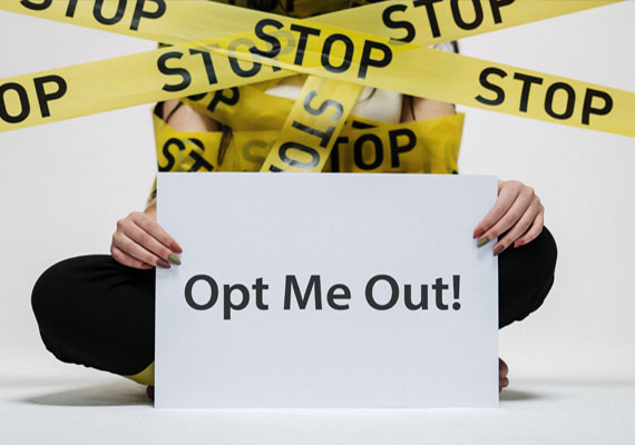 Email Opt Outs